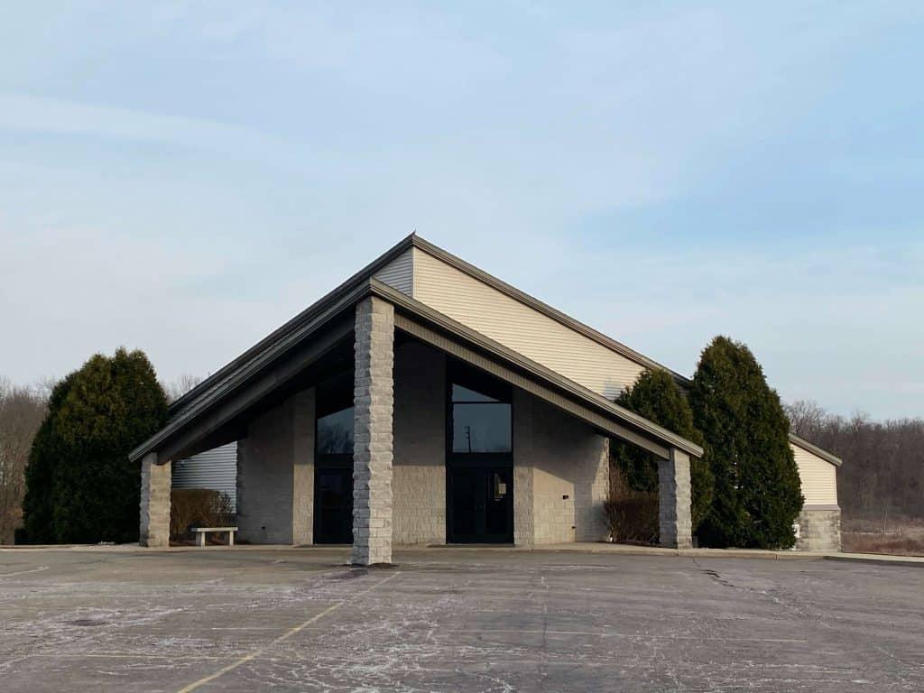 Crossroads apostolic church in Howell, MI
